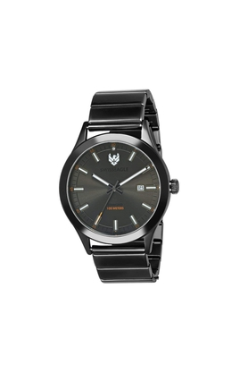 SWISS EAGLEMens Black Dial Analogue Watch - 204277085_9999
