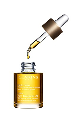 Lotus Pure Plant Extracts Face Treatment Oil