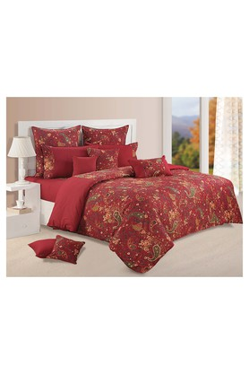 SWAYAMPrinted Double Bed Quilt - 204583842_9667