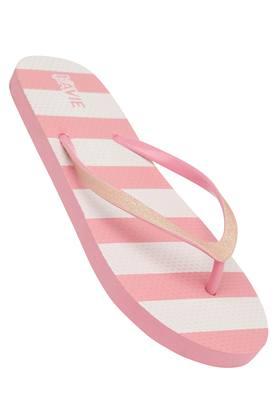 LAVIEWomens Casual Wear Flip Flops - 204140474_9557