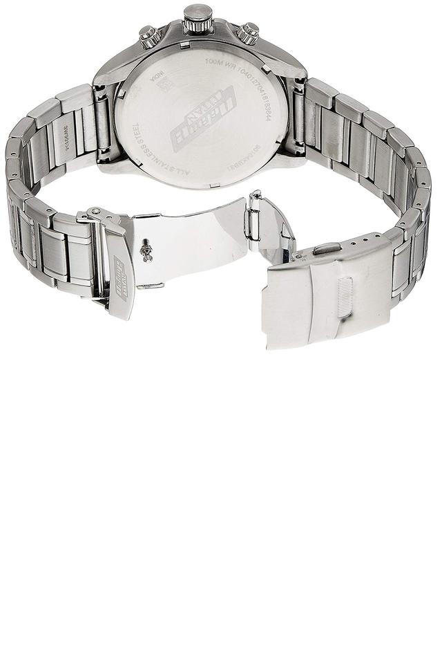 Mens Multi-Function Metallic Watch