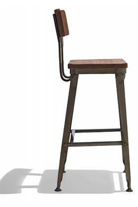 Brown Rosie Bar Chair