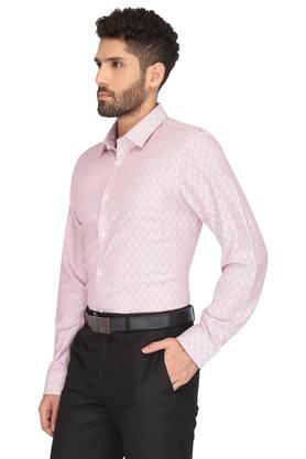 Mens Checked Formal Shirt (Lord Of Giza)