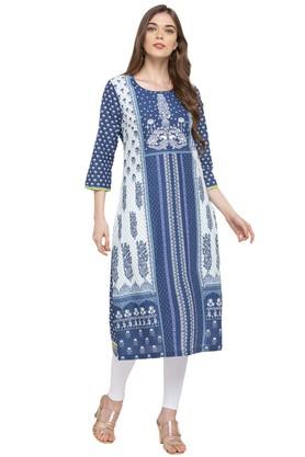 dd9e7dc309b26e Buy Biba Kurti For Women Online | Shoppers Stop