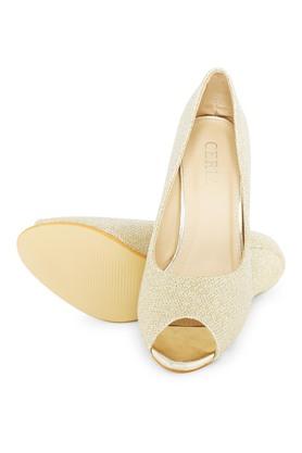 Womens Party Wear Slip On Peep Toes