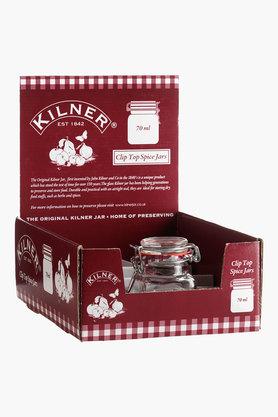Cliptop Square Jar (70 ml)
